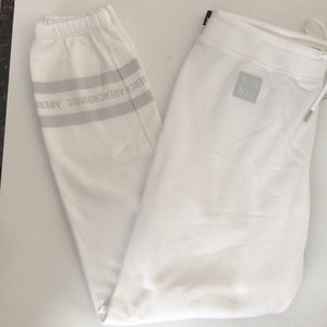 Abercrombie and Fitch Classic banded sweatpant M